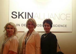 Врачи Клиники приняли участие в международной  дерматологической конференции    в Париже
