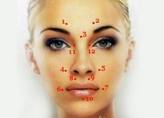 Виды массажа для лица