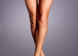 Эффективный массаж для похудения бедер и ног.