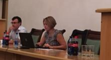 Врачи Клиники выступили с докладами на  Международном конгрессе в Ташкенте