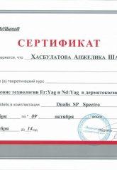 19 165x240 - Хасбулатова Анжелика Шараниевна