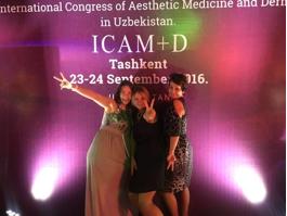 2016 10 10 14 24 06 - Врачи Клиники выступили с докладами на  Международном конгрессе в Ташкенте