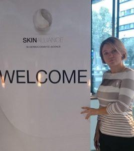 DSC 0467 267x300 - Врачи Клиники приняли участие в международной  дерматологической конференции    в Париже