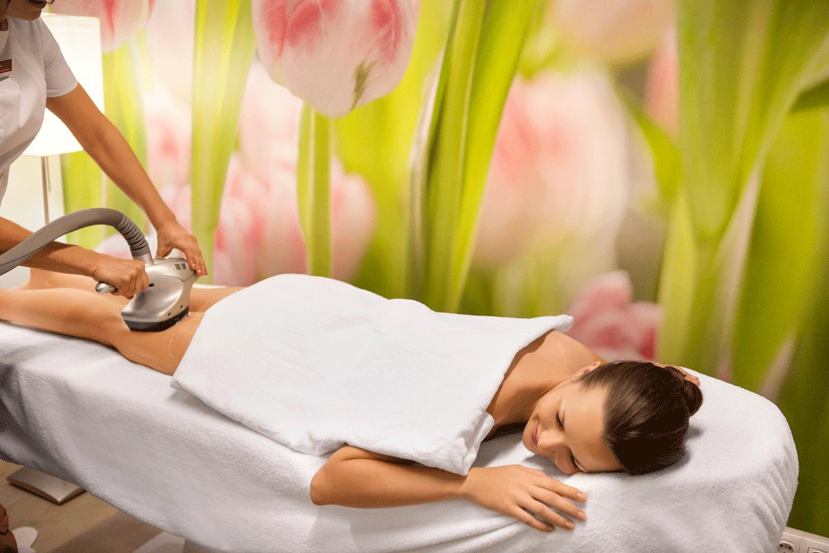 Очищающие процедуры массаж знакомства